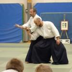 Aïkido avec Michel Vanhomwegen