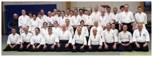 Aikido et Ki : stage avec Michel Vanhomwegen