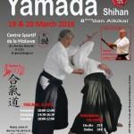 Stage de Yamada Sensei