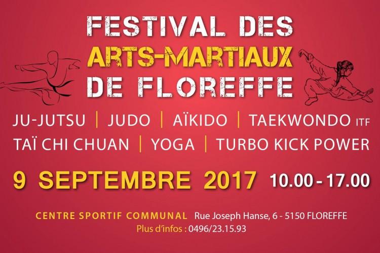 Festival des Arts Martiaux de Floreffe