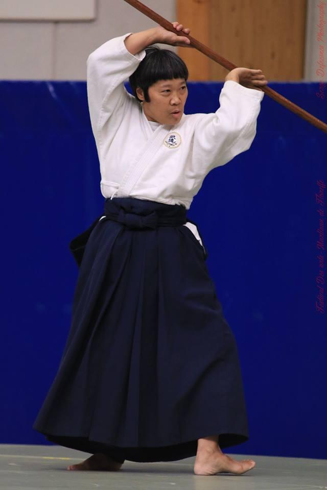 bâton en aïkido