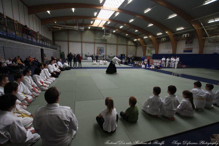 Règlement du Kokki Dojo, Club d'Aïkido à Floreffe